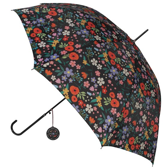 midnight garden ladies umbrella