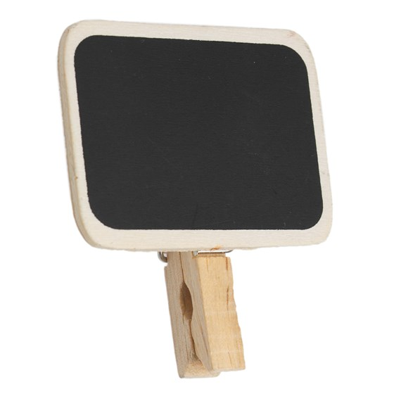 MINI BLACKBOARD PEG PLACE CARD