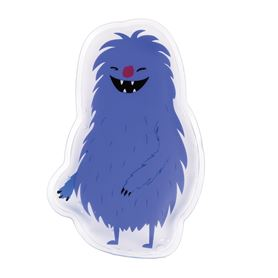 pack chaud/froid réutilisable bubba the monster