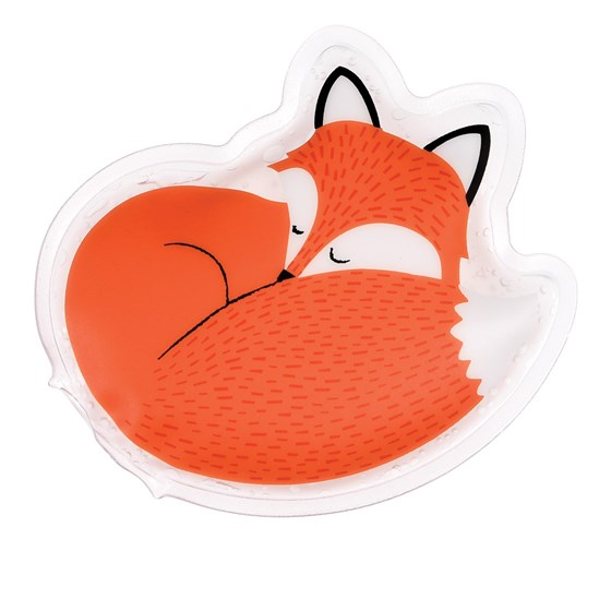 rusty the fox hot/cold pack
