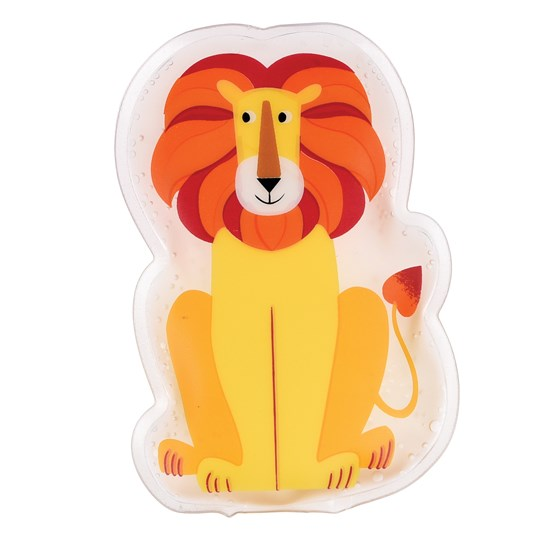 charlie the lion hot/cold pack