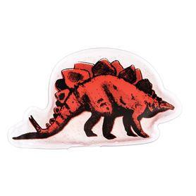 stegosaurus hot/cold pack