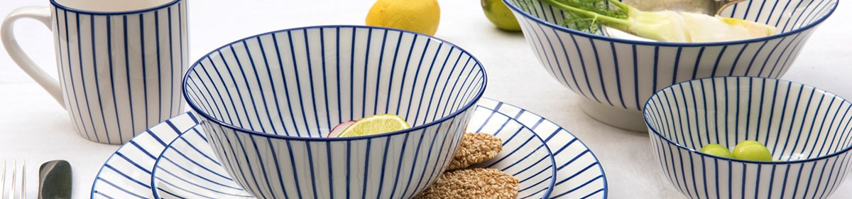 Japanese Inspired Porcelain | Rex London Trade and Wholesale