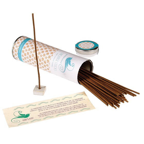 sandalwood incense in a tin (50 sticks)