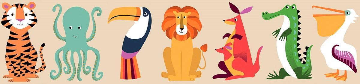 Colourful Creatures  fba0ec1d57336