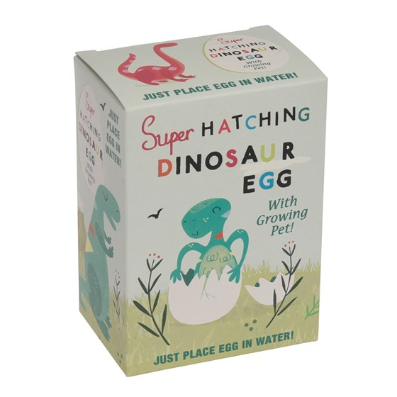 hatch your own dinosaur egg