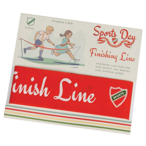 sports day finishing line tape
