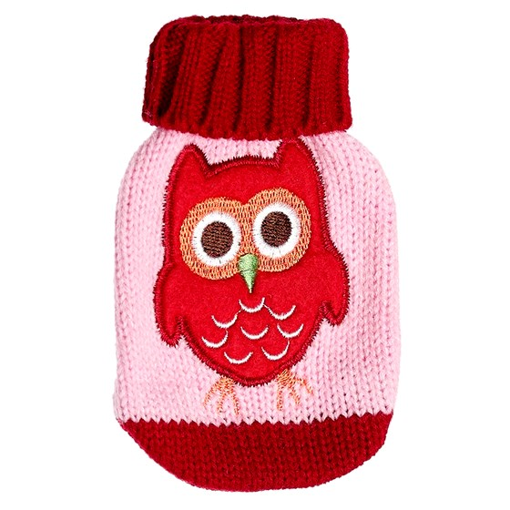 HAND WARMER OWL DESIGN