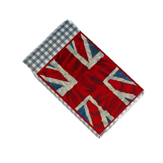 cartes à jouer empire union jack