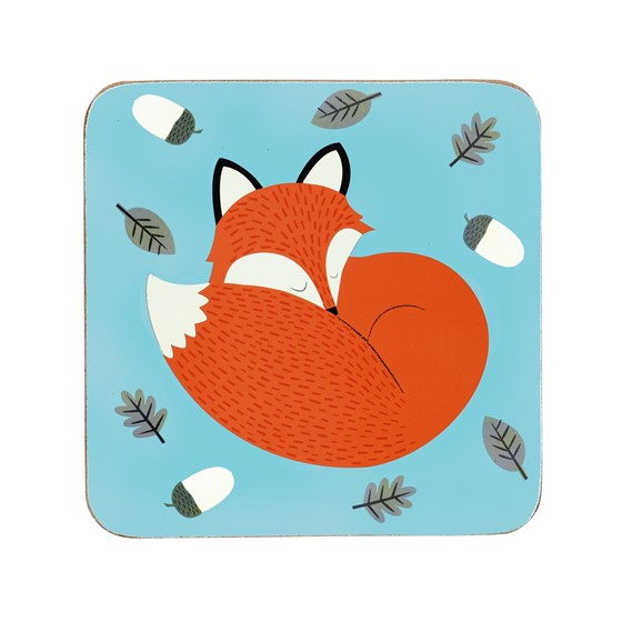 RUSTY THE FOX COASTER