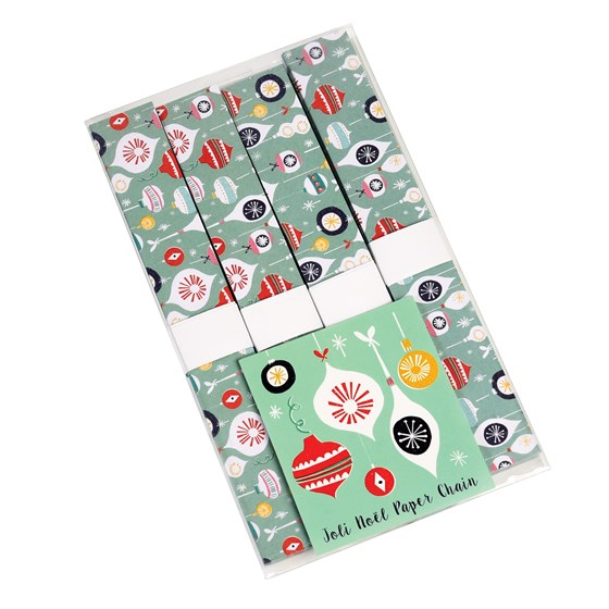 JOLIE NOEL PAPER CHAIN KIT