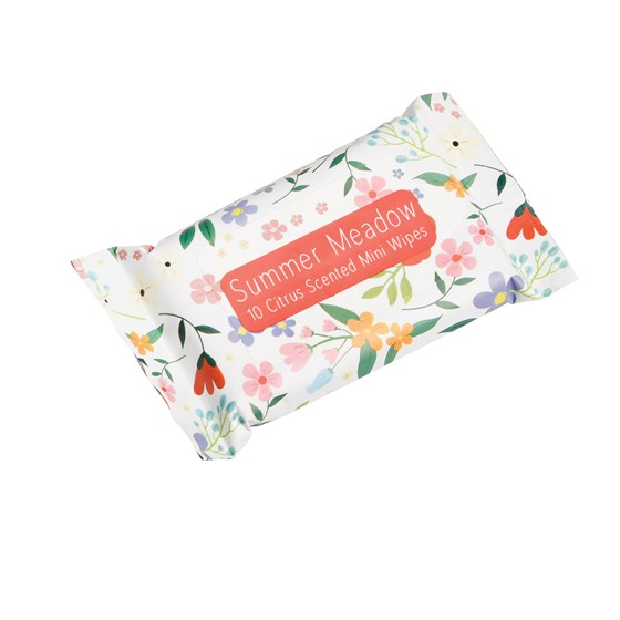 MINI WET WIPES SUMMER MEADOW