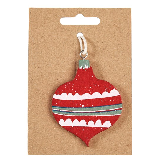 901d0ffbd8e27 red bauble wooden decoration