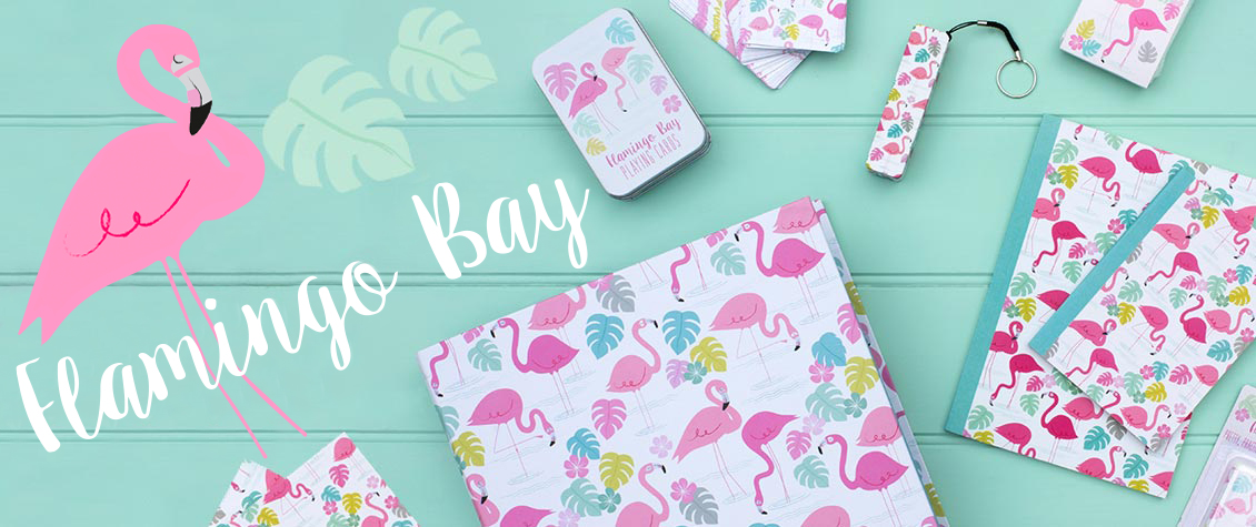 The Flamingo Bay range of gifts and homeware