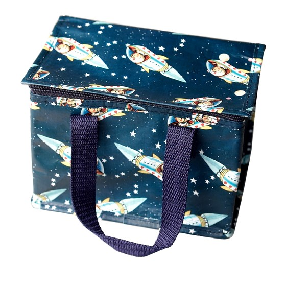 spaceboy design lunch bag