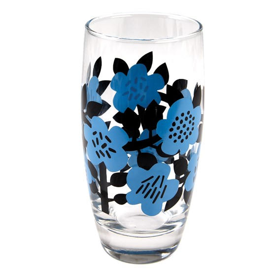 ASTRID FLOWER DRINKING GLASS