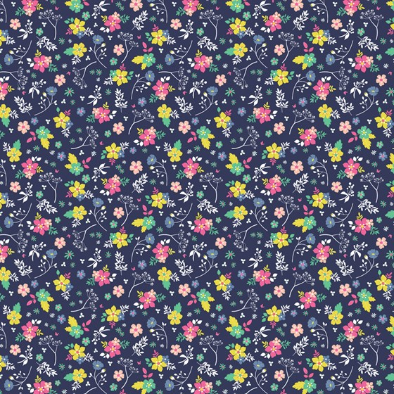 DITSY GARDEN WRAPPING PAPER