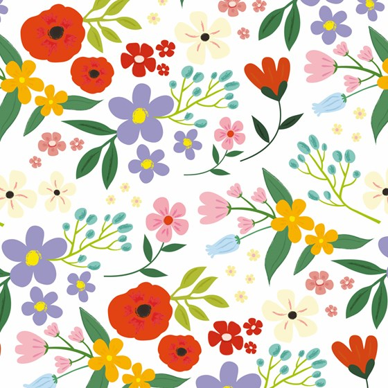 Gift wrap wholesale trade rex london summer meadow wrapping paper mightylinksfo
