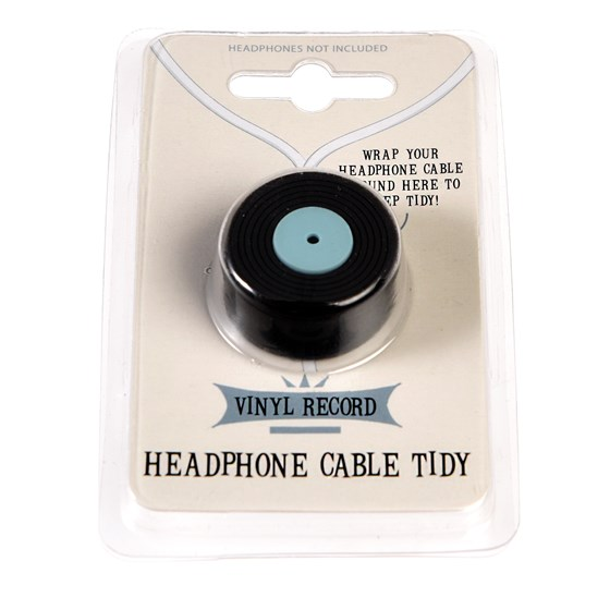 earphone cable tidy