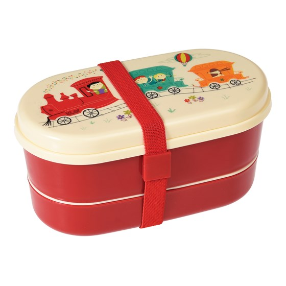 "bento-box ""party train"""