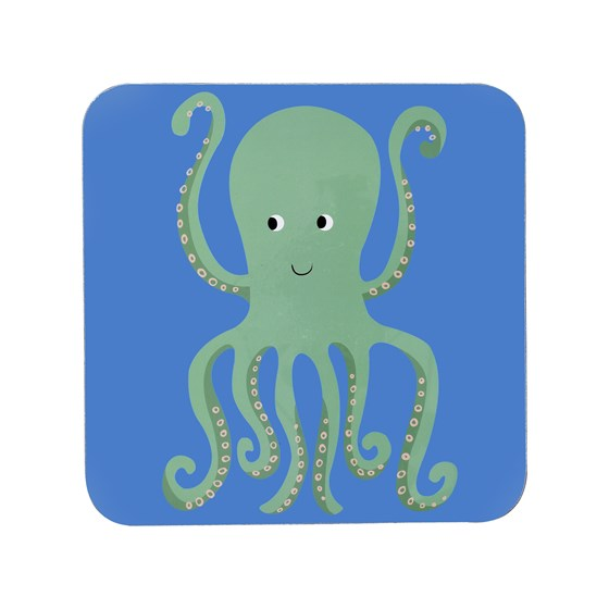 COLOURFUL CREATURES OCTOPUS COASTER
