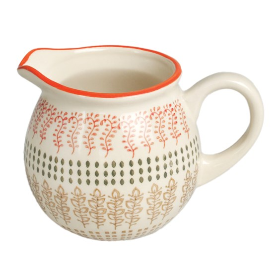 small moorish milk jug marrakesh
