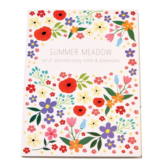 "memo pads ""summer meadow"""