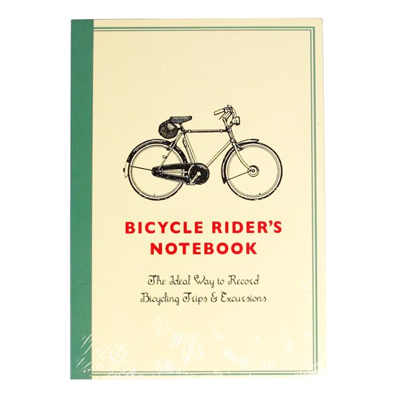 "notizbuch a5 ""bicycle riders"""