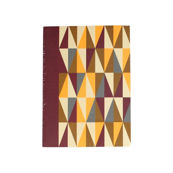 metro geometric a6 notebook