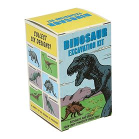 small dinosaur excavation kit