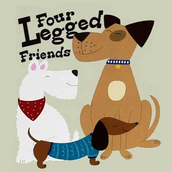 Four-Legged Friends