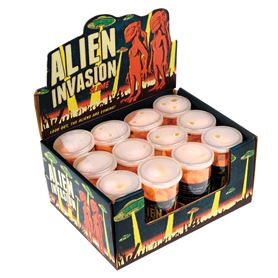 alien invasion putty
