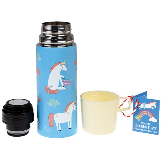 magical unicorn flask and cup