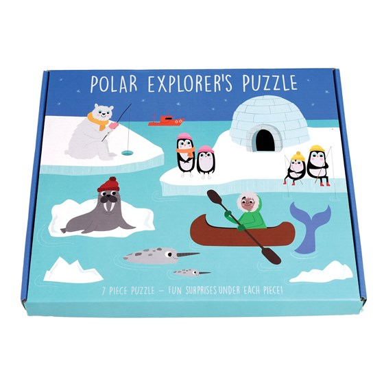 bilderpuzzle polar expedition