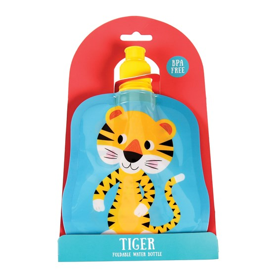 TIGER FOLDING WATER BOTTLE