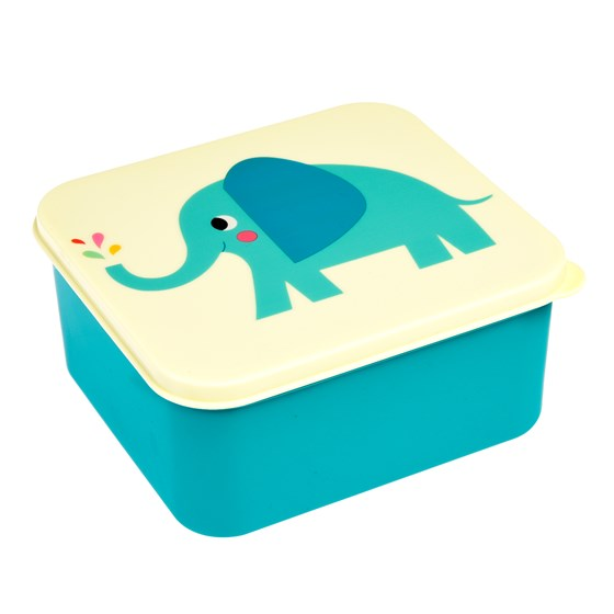 elvis the elephant lunch box