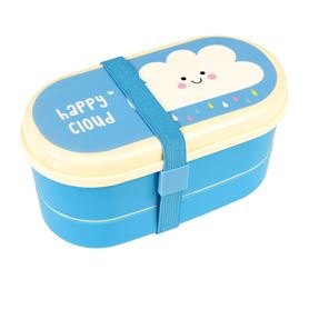 happy cloud bento box
