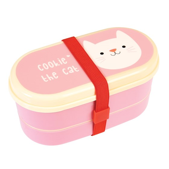 cookie the cat bento box
