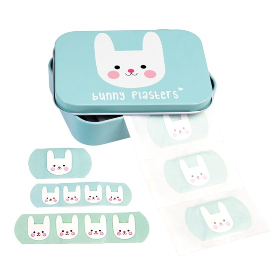 bonnie the bunny plasters in a tin (pack of 30)