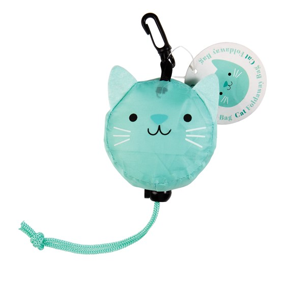 sac shopping pliable cookie the cat