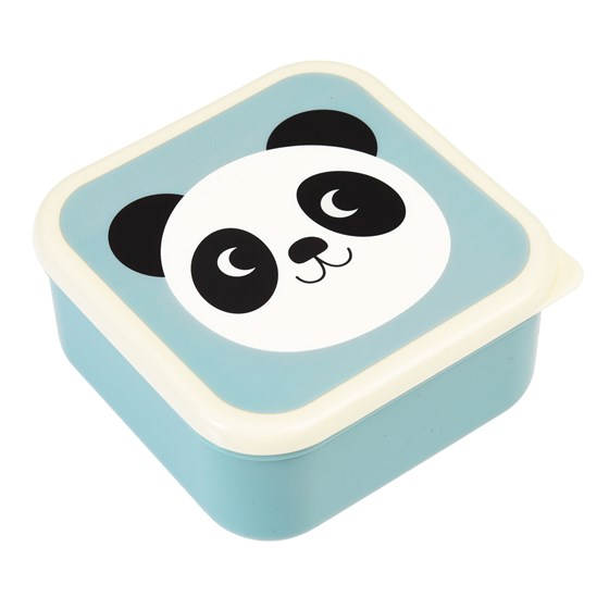 miko and friends snack boxes (set of 3)
