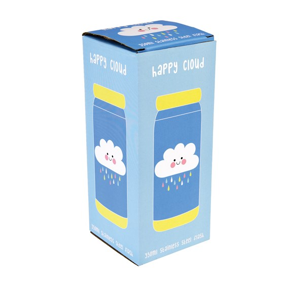 bouteille isotherme happy cloud