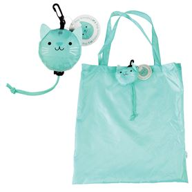 cookie the cat foldaway bag