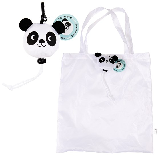 sac shopping pliable miko the panda