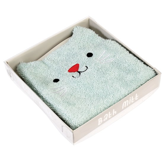 COOKIE THE CAT BATH MITT