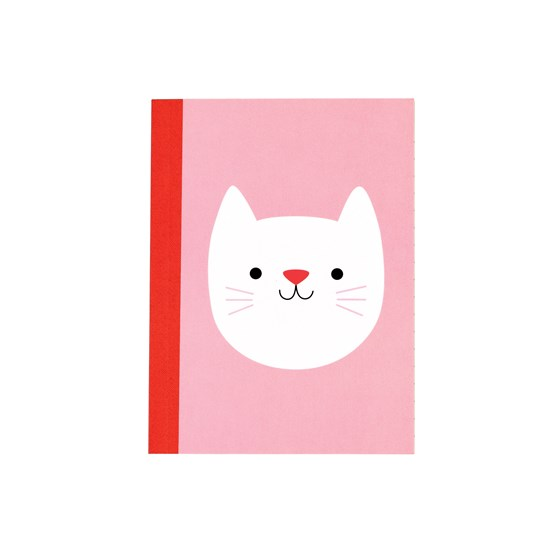 cookie the cat a6 notebook