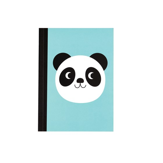 notizbuch a6 miko the panda