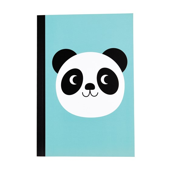 miko the panda a5 notebook