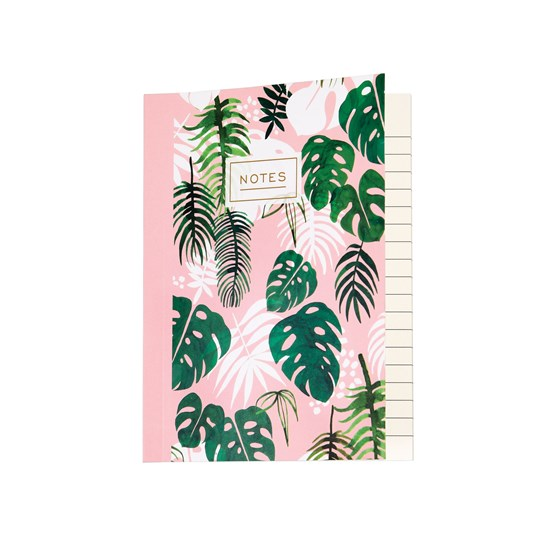 tropical palm a6 notebook