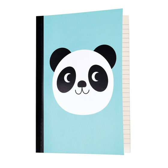 carnet de notes a5 miko the panda